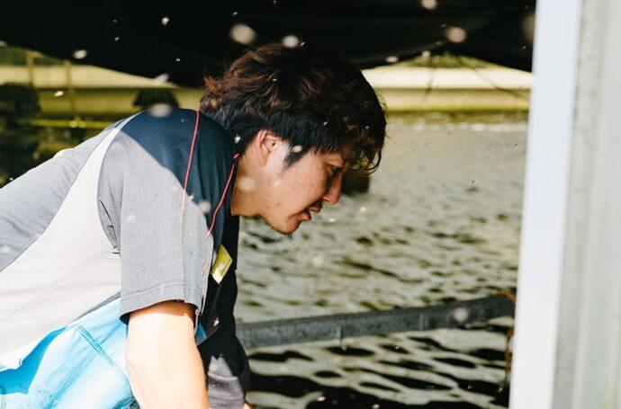 養鰻にかける思いはいつの時代も同じです